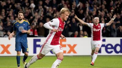 Cómo ver Ajax vs. Benfica en vivo, Champions League