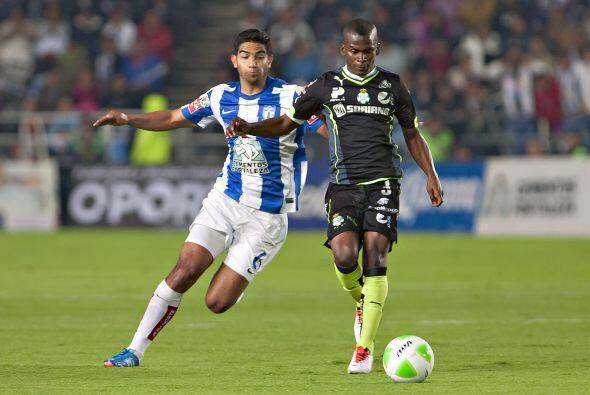 Darwin Quintero (6): Generalmente el delantero colombiano se hace presen...