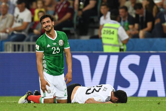 Uno a Uno: A detalle los 22 protagonistas del Alemania vs. México 005 Os...