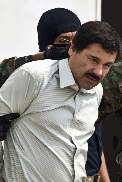 JOAQUÍN GUZMÁN LOERA: Este hombre de apodo El Chapo fue el hombre más bu...