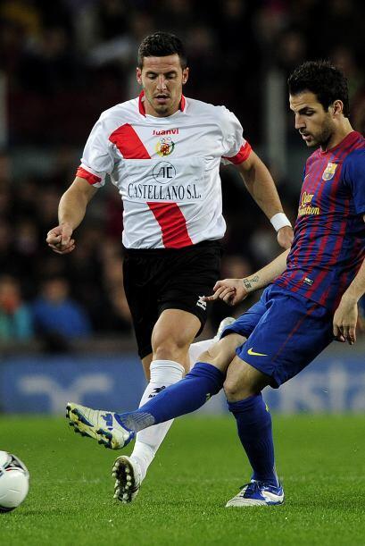 Barcelona cerró el 2011 con el duelo de Vuelta de la Copa del Rey...