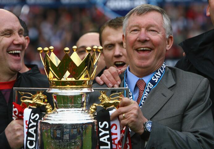 Entrenadores campeones de la Premier League