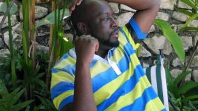 El rapero Wyclef Jean está listo para los comicios presidenciales de est...