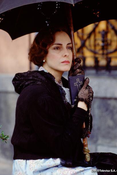 """Su personaje era el más malo de todos, a """"Evangelina"""" no se le iba ni un..."""