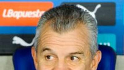 El 'Vasco' sabe que su puesto está en peligro ante la falta de resultado...