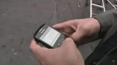 Fallas técnicas en teléfonos Blackberry
