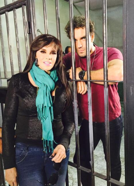 Lucía Méndez en 'Como dice el dicho'