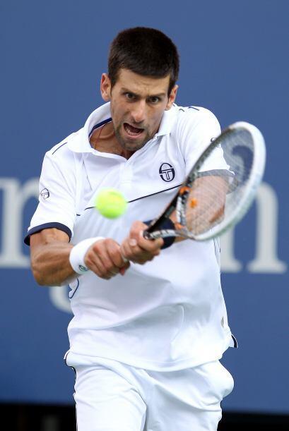 Por su triunfo, Djokovic se llevó un cheque de 1,8 millones de d&...
