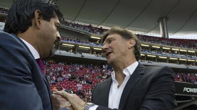 """Cristante calificó a Chivas como """"equipo chico""""; Cardozo le respondió de forma polémica"""