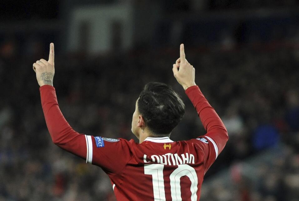 24. Philippe Coutinho (Liverpool / Brasil)