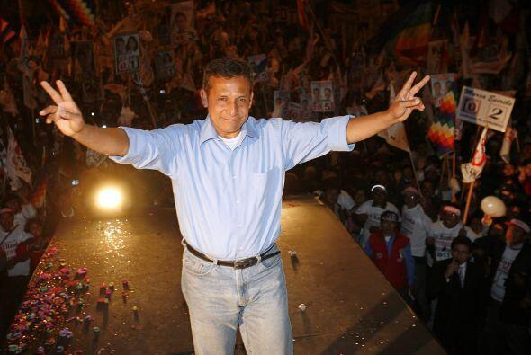 A través de la emisora Radioprogramas, Humala dijo que 'ha llegado la ho...