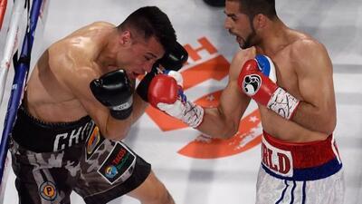 Sadam Ali se impuso a Francisco Santana en una buena exhibición.