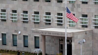 consulado EEUU