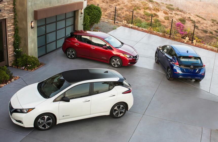 El nuevo Nissan Leaf 2018 en fotos 2018_Nissan_LEAF_US_02.jpg