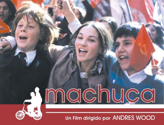 Machuca(2004), ChileDirector: Andrés WoodReparto: Eliseo Altunaga, Rober...