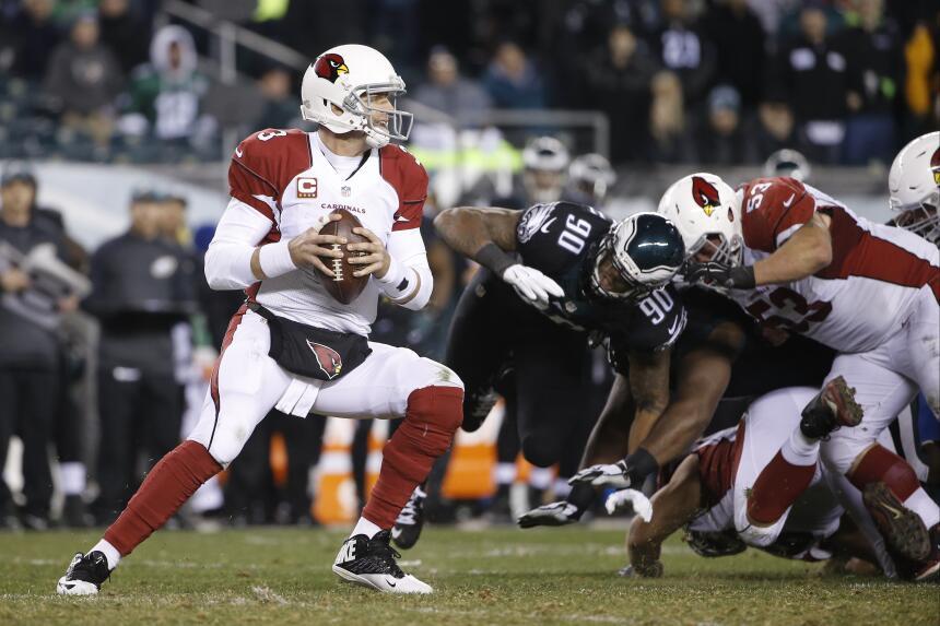 Los Arizona Cardinals vencieron a los Philadelphia Eagles para coronarse...