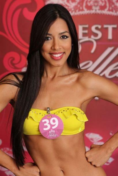Conoce a la ex concursante de Nuestra Belleza Latina que está en...
