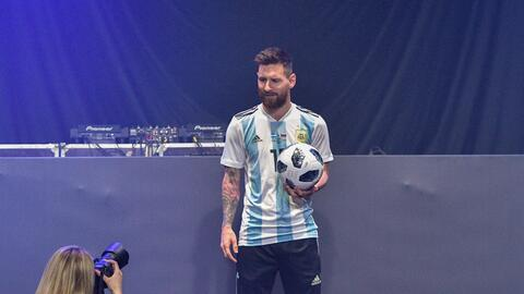 Barcelona trabajó sin Messi, no se reportó tras jugar con Argentina gett...