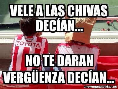 Chivas quedó eliminado de la Copa MX y los Memes no se hicieron e...