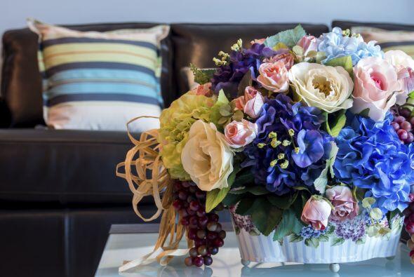 9) Incursiona en el vintage contemporáneo. La decoradora Lucinda Gandert...