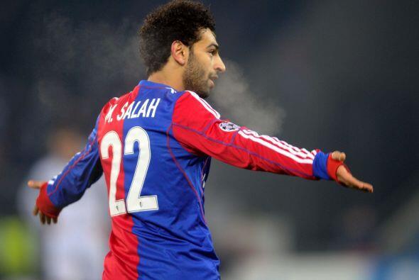 Parecía que el empate sin goles sería el resultado final, pero Mohamed S...