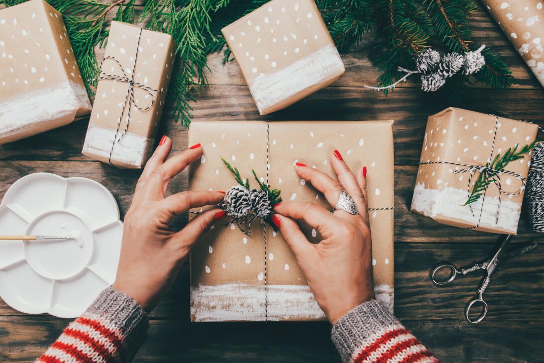 Estas son 7 simples formas de pasar una navidad más sostenible istock-86...