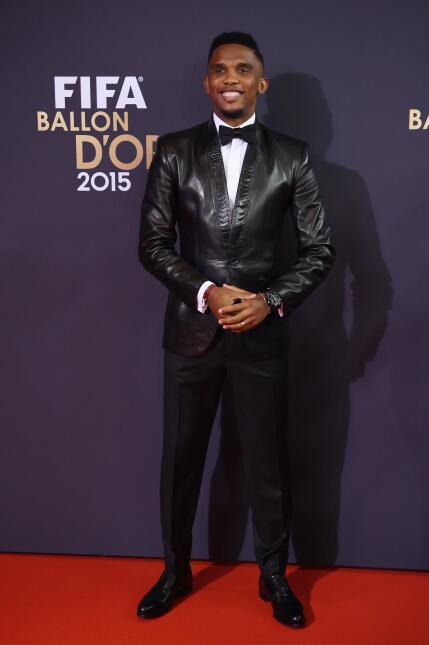 Las caras del Balon de Oro 2015 en Zurich