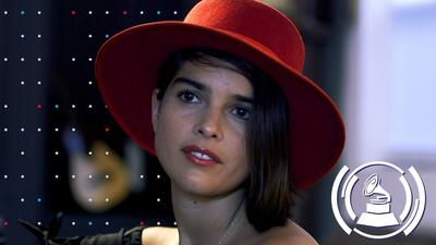 Paula Arenas pasó de cantar en bares a ser nominada a Latin GRAMMY
