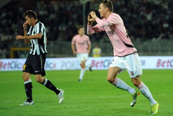 Juventus continuó su mal paso en la Liga italiana con derrota ante el Pa...