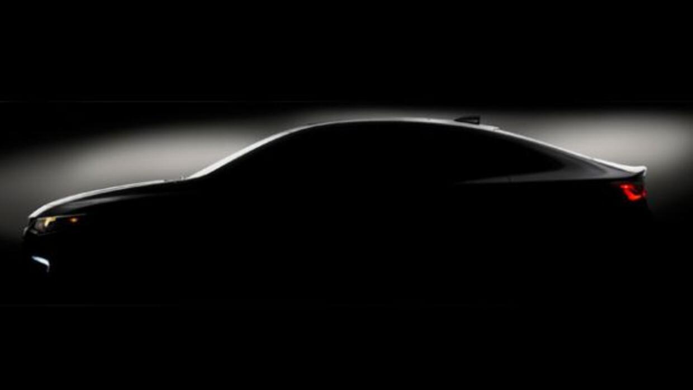 El nuevo Malibu será un auto más grande pero más ligero.