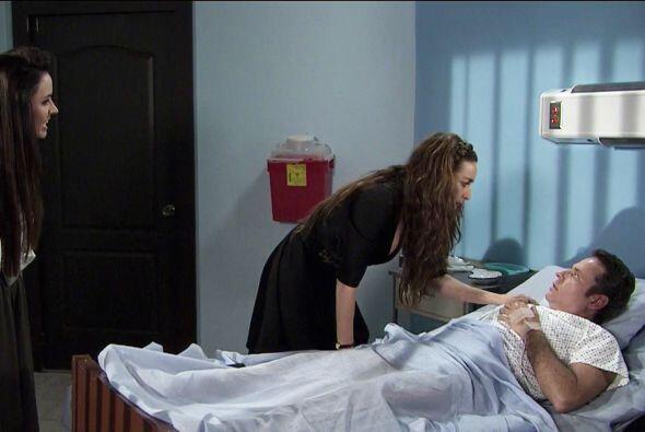 Inesperadamente, Roberta te visitó en el hospital y le reveló todo a Can...