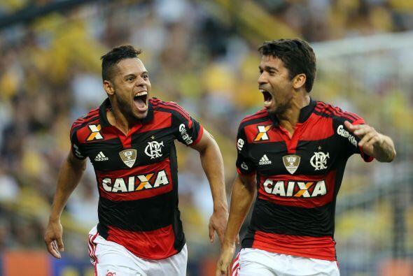 17. Flamengo de Brasil se encuentra por debajo de varios equipos mexican...