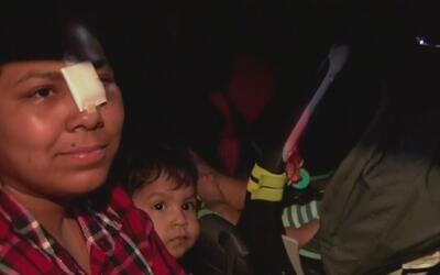 Recuento del secuestro y rescate de un bebé por quien se emitió una aler...