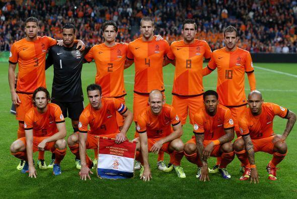 Holanda ha sido subcampeona en 1974, 1978 y 2010, es una de las seleccio...