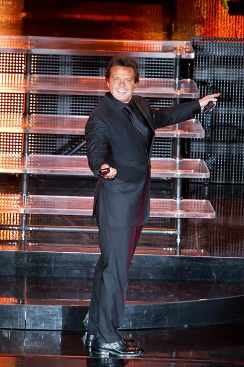 Luis Miguel dio 16 conciertos en el Auditorio Nacional de Ciudad de Méxi...