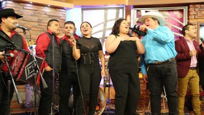 Tejano stars come together to sing 'Feliz Navidad'