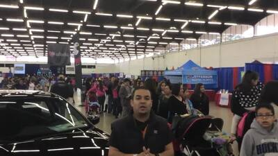 El Pichirilo en Mi Familia Mi Hogar Expo