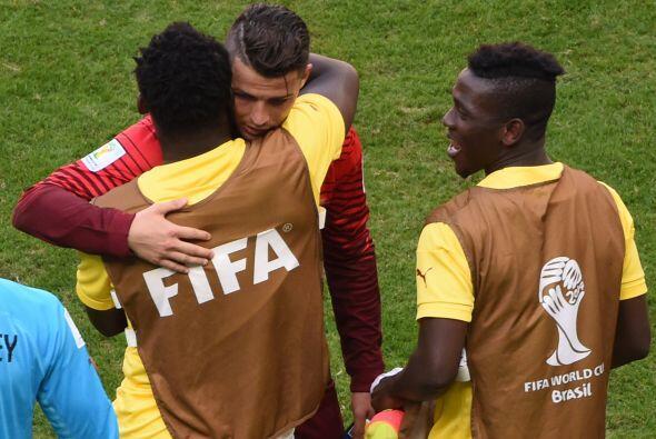 El astro del Real Madrid no pudo contener sus emociones y lloró t...