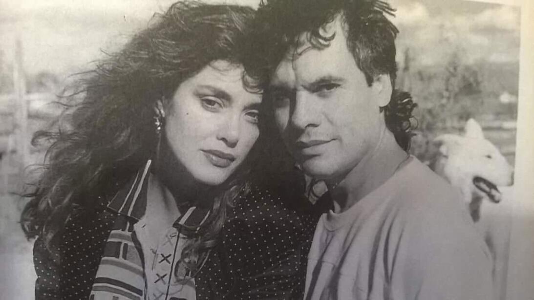 Lucía Méndez y Juan Gabriel