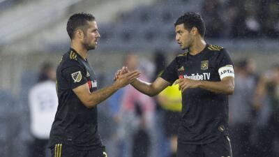 Caños, gambetas y el 'baile' de Carlos Vela entre las jugadas más destacadas de la Fecha 33 en MLS