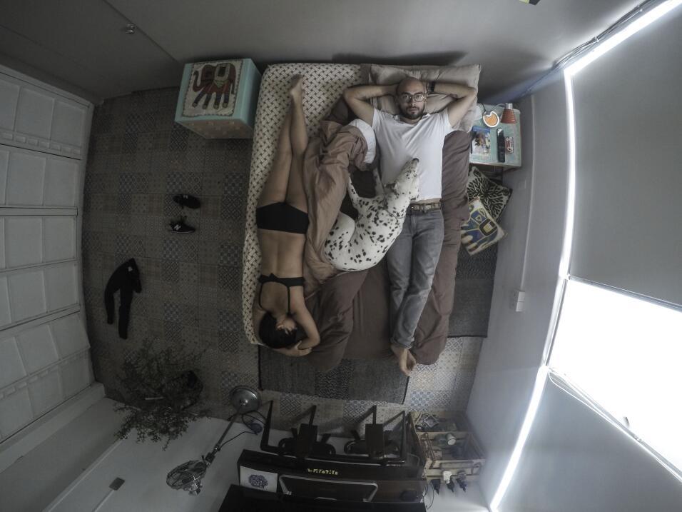¿Invitarías a un desconocido a tu cama? G1264766.JPG