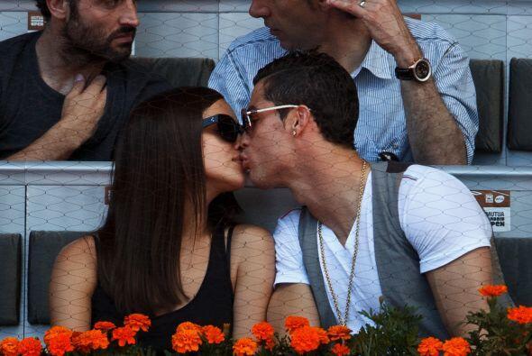 A pesar de que el futbolista Cristiano Ronaldo y su novia, la modelo rus...