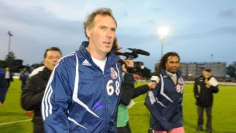 Laurent Blanc será el Director Técnico del París Saint Germain en sustit...