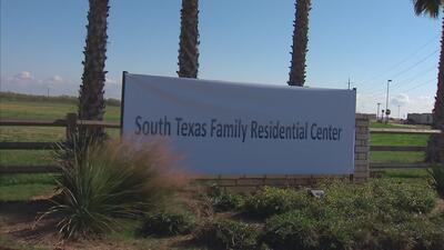 Abren nuevo centro de detención en Texas