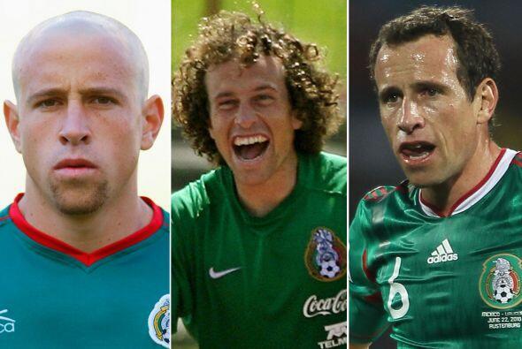 """Con 166 partidos, el """"Borrego"""" ha jugado las Copas del Mundo de 2002 en..."""