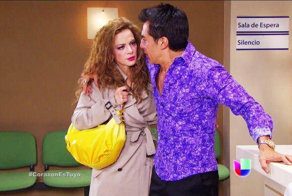 ¿Qué harás Ana? Si no regresas, Johnny pagará las consecuencias.