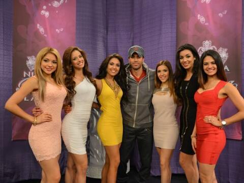 Enrique Iglesias fue una de las estrellas más esperadas de la noche.