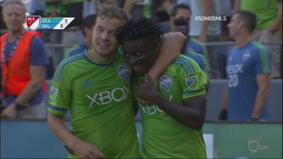 Seattle Sounders 4-0 Orlando City SC: Martins volvió y dio vida nueva a...
