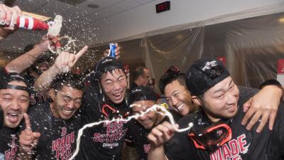 Red Sox: una fiesta de Grandes Ligas por el campeonato divisional
