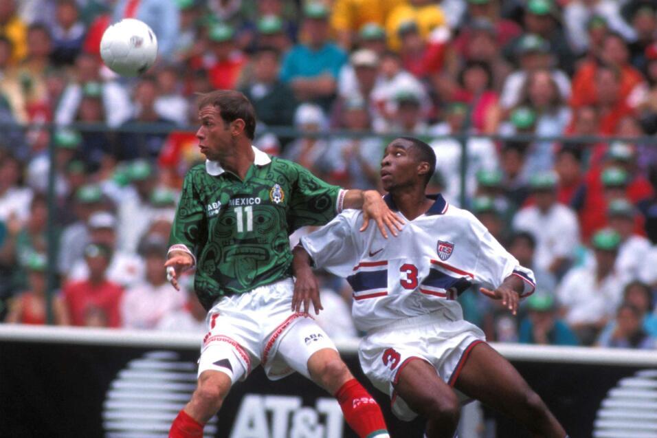 México y Estados Unidos bajo el enigma de Columbus y en territorio de Do...